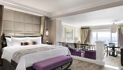 חדר שינה נוף של null הממוקם ב null. תמונה שסופקה על ידי מידע רשמי על המלון
