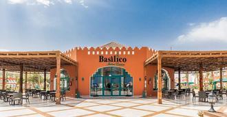 Sunrise Garden Beach Resort - Hurghada - Edifício