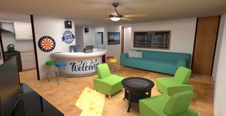 Hostel Benidorm Beach - Benidorm - Lounge