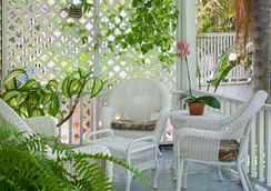 The Garden House - Key West - Hàng hiên
