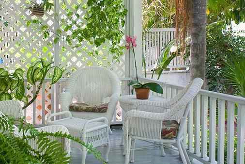 The Garden House - Key West - Patio
