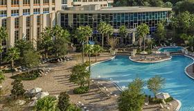 Hyatt Regency Orlando - Ορλάντο - Κτίριο