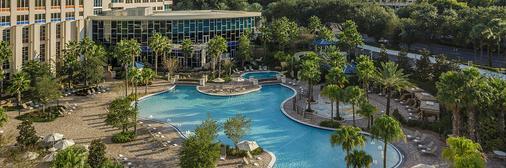 奧蘭多凱悅酒店 - 奧蘭多 - 建築