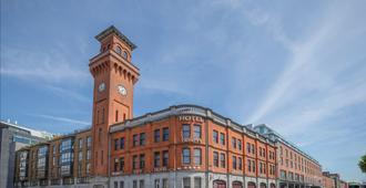 Trinity City Hotel - Δουβλίνο - Κτίριο