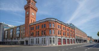 Trinity City Hotel - Dublino - Edificio