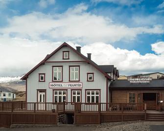 Hotel Framtíð - Djupivogur - Building