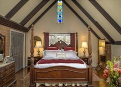 Candlelight Inn Napa Valley - Napa - Sypialnia
