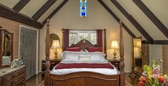 Candlelight Inn Napa Valley - Napa - Bedroom