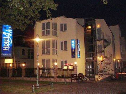 Aparthotel Aviv - Berlin - Building
