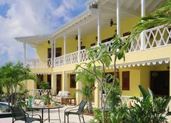 Four Seasons Resort - Nevis - Charlestown - Building