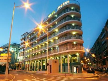 蘭布拉酒店 - 貝尼多姆 - 貝尼多姆 - 建築