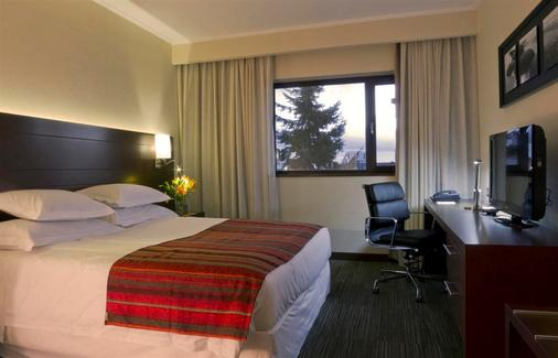 Hotel Manquehue Puerto Montt - Πουέρτο Μοντ - Κρεβατοκάμαρα