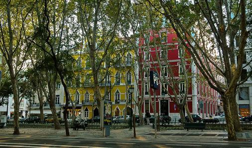 Inn Fashion Residence - Lisbon - Cảnh ngoài trời