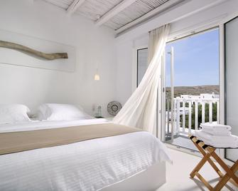Delmar Apartments & Suites - Plaka - Bedroom