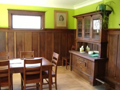 Bluebird Guesthouse - Portland - Thức ăn
