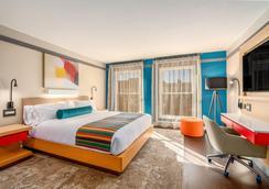 Century Park Hotel - Los Angeles - Makuuhuone