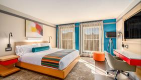 Century Park Hotel - Los Angeles - Schlafzimmer