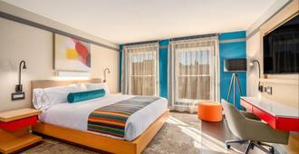 Century Park Hotel - לוס אנג'לס - חדר שינה