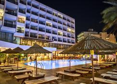 Blue Sky City Beach Hotel - Rhodes - Pool