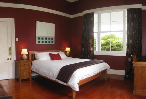 Lupton Lodge - Whangarei - Makuuhuone