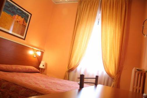 Hotel Dateo - Milan - Phòng ngủ