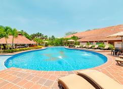 Hotel Ms Campestre La Potra - Villavicencio - Pool