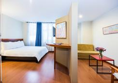 Viaggio Parque 54 Apartments - Bogotá - Makuuhuone