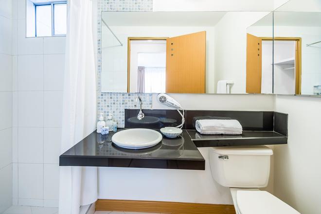 Viaggio Parque 54 Apartments - Bogotá - Kylpyhuone