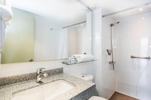 維雅吉歐開放式公寓 - 波哥大 - 波哥大 - 浴室