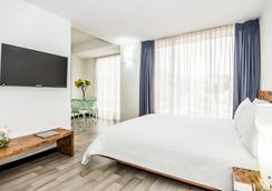 維雅吉歐開放式公寓 - 波哥大 - 波哥大 - 臥室