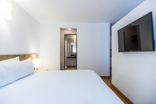 Viaggio Virrey - Bogotá - Phòng ngủ