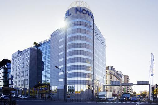 Novotel Paris 14 Porte d'Orléans - Paris - Building