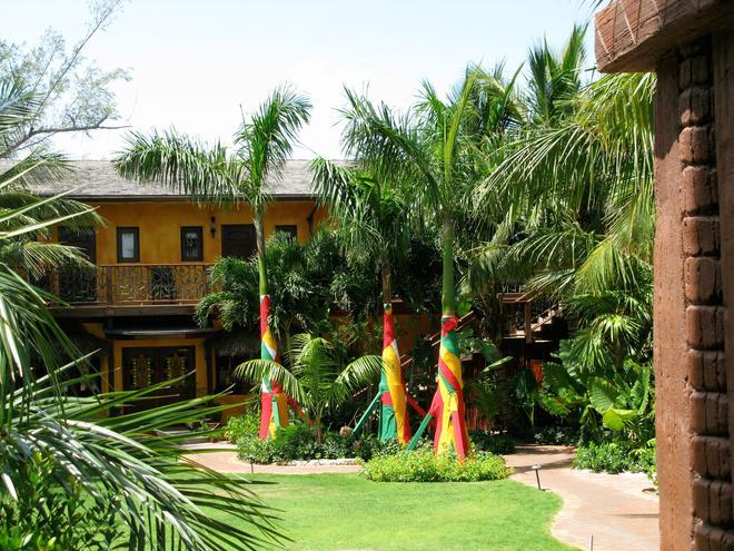 Marley Resort & Spa - Νασσάου - Κτίριο