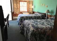 Bass River Motel - South Yarmouth - Sypialnia