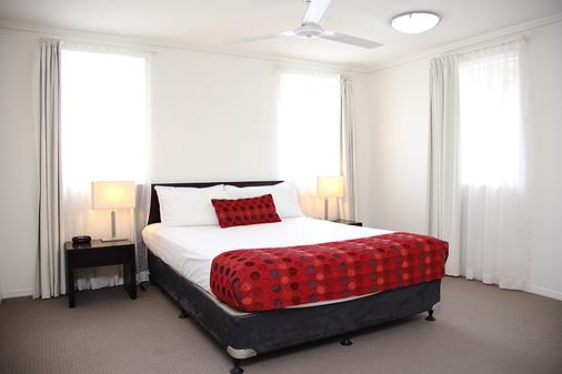 Cairns Central Plaza Apartment Hotel - Cairns - Bedroom