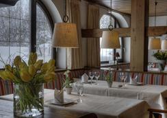 Landhaus Hesseln - Oberstaufen - Restaurant