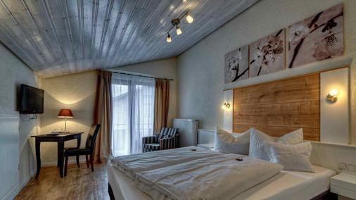 Königshof City Garni - Oberstaufen - Phòng ngủ