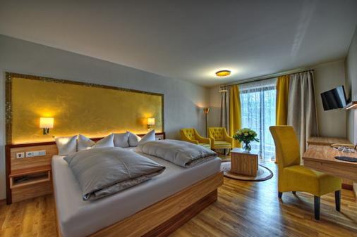 Landhaus Hesseln - Oberstaufen - Schlafzimmer
