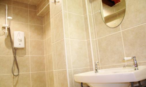沃特霍鄉村旅館 - 科勞利 - 克勞利 - 浴室