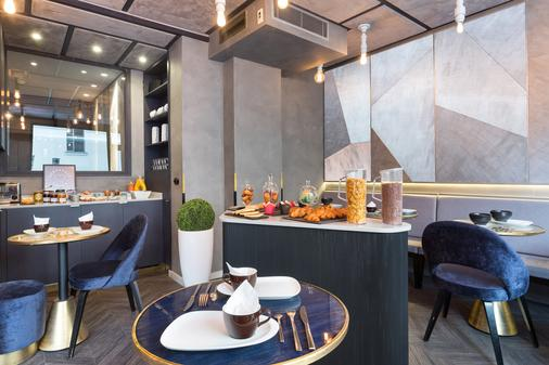 Hotel Ohm by HappyCulture - Pariisi - Buffet