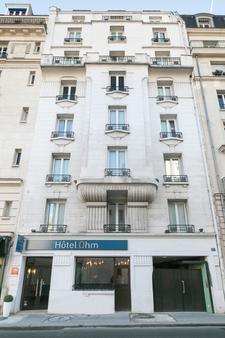 Hotel Ohm by HappyCulture - Pariisi - Rakennus