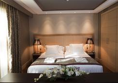 Nexus Valladolid Suites & Hotel - Valladolid - Bedroom