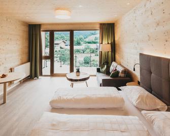 Hotel Molzbachhof - Kirchberg am Wechsel - Спальня