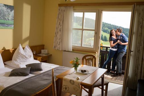 Hotel-Restaurant Waldhof Muhr - Pöllauberg - Zimmerausstattung