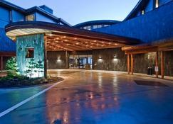 Black Rock Oceanfront Resort - Ucluelet - Rakennus