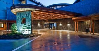 Black Rock Oceanfront Resort - Ucluelet - Edificio