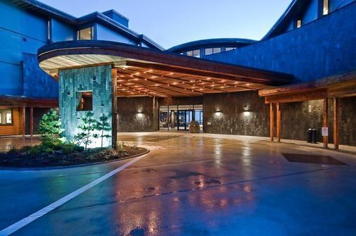 Black Rock Oceanfront Resort - Ucluelet - Toà nhà