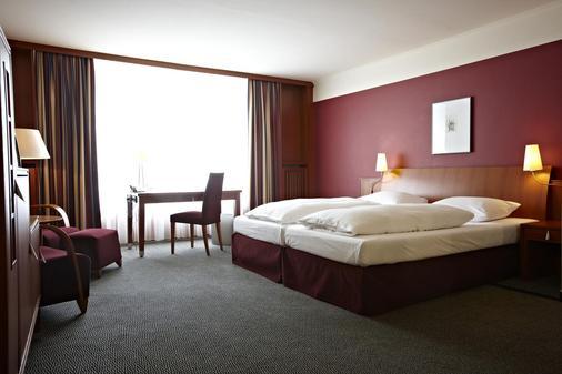 Steigenberger Hotel Sonne - Rostock - Makuuhuone