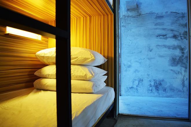 Mingle Hostel Kuala Lumpur - Kuala Lumpur - Makuuhuone