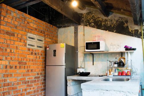 吉隆坡麻州旅館 - 吉隆坡 - 廚房